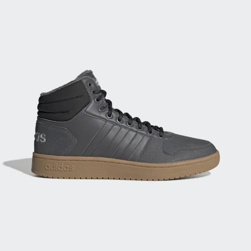 мъжки високи обувки HOOPS 2.0 MID