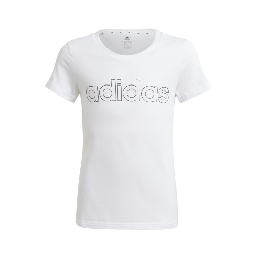 д/дамска тениска ADIDAS GIRLS ESSENTIALS LOGO TEE