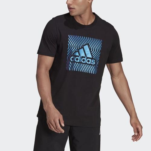 мъжка тениска MEN COLORSHIFT GRAPHIC T-SHIRT