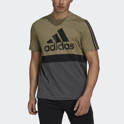 мъжка тениска ESSENTIALS COLORBLOCK T-SHIRT