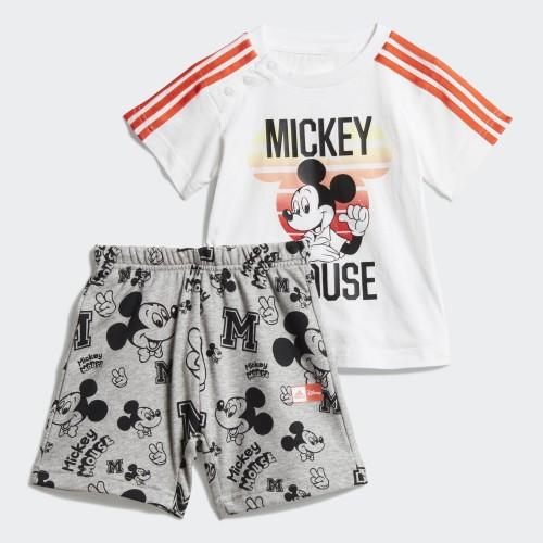 бебешки комплект тениска и къси панталони INF DY MM SUM