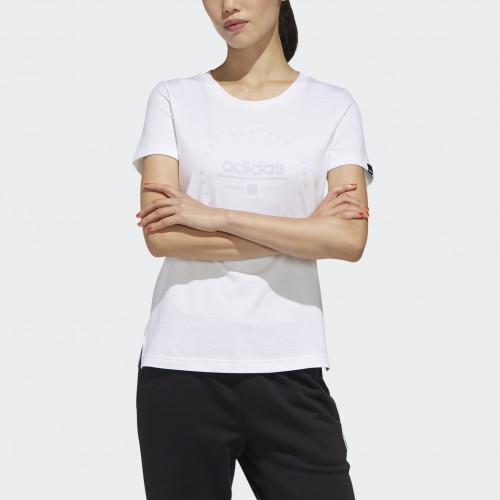 дамска тениска W ADI CLOCK T
